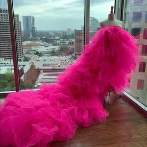Women's fashion Tulle Dress